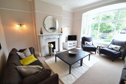 4 bedroom semi-detached house to rent - Claremont Road, Salford
