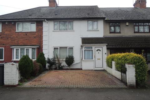 3 bedroom terraced house to rent - Croydon Road, Erdington, Birmingham, B24 8HT
