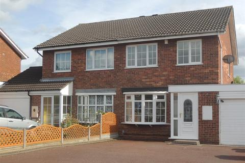 3 bedroom semi-detached house to rent - Wilford Grove, Walmley, Sutton Coldfiled, B76 1XX