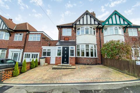 4 bedroom semi-detached house for sale - Kingswood Avenue, Leicester