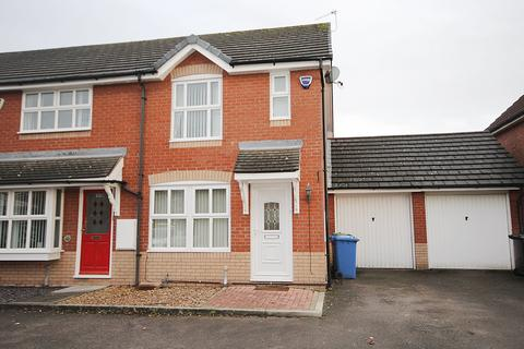 2 bedroom semi-detached house to rent - Hadleigh Close, Great Sankey, Warrington, WA5