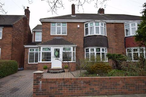 4 bedroom semi-detached house for sale - King George Road, South Shields
