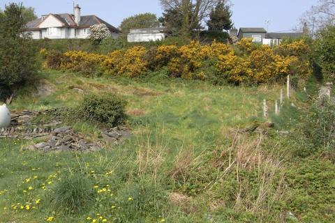 Land for sale - Canol Cae, Penrhyndeudraeth, North Wales