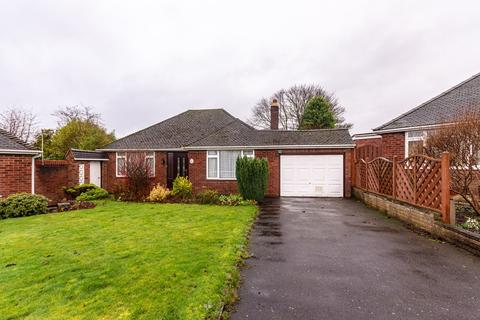 2 bedroom bungalow for sale - Furnivall Crescent, Lichfield, WS13