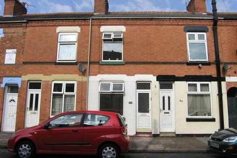 2 bedroom terraced house to rent - Stuart Street, Leicester