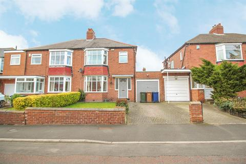 3 bedroom semi-detached house to rent - Derwentdale Gardens, High Heaton, Newcastle Upon Tyne