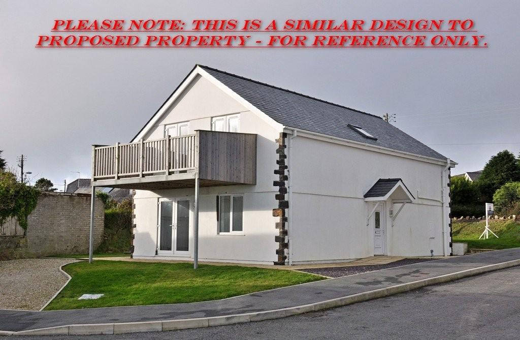 3 Bedrooms Detached House for sale in Brynhedd, Mynytho, Pwllheli, North Wales