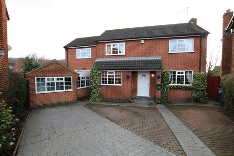 4 bedroom detached house for sale - Clay Street East, Stapenhill