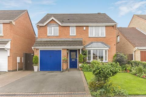 4 bedroom detached house for sale - Seagrave Drive, Hasland, Chesterfield