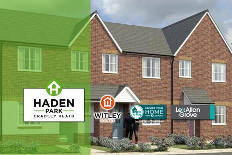 3 bedroom semi-detached house for sale - The Regis, Haden Park, Chester Road, Cradley Heath
