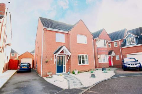4 bedroom detached house for sale - Birch Close, Grange Park, Northampton