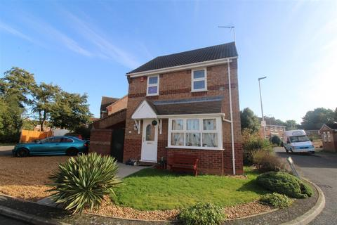 3 bedroom detached house for sale - Montgomery Way, King's Lynn