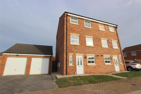4 bedroom townhouse to rent - The Lanes, Darlington