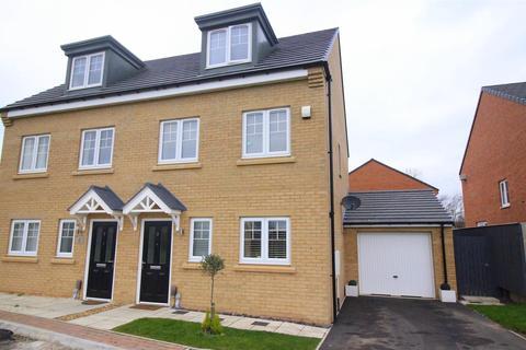 3 bedroom semi-detached house for sale - Mannerton Grove, Darlington