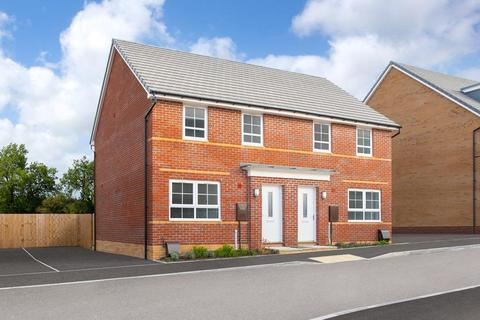 3 bedroom end of terrace house for sale - Plot 85, Maidstone at Sycamore Chase, Church Meadow, Vale of Glamorgan CF61