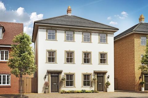 3 bedroom terraced house for sale - Plot 290, Cannington at Great Denham Park, Danegeld Avenue, Great Denham, BEDFORD MK40