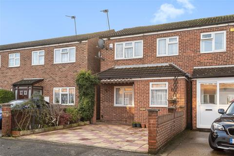 3 bedroom end of terrace house for sale - Sycamore Gardens, MITCHAM, Surrey, CR4