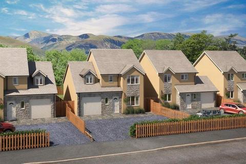 4 bedroom detached house for sale - Adjacent To Llanberis Road, Llanrug, North Wales