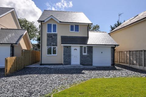 3 bedroom detached house for sale - Land Adjacent To Llanberis Road, Llanrug, North Wales