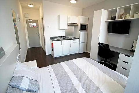 Studio to rent - 76 Milton Street Apartment 514, Victoria House, NOTTINGHAM NG1 3RB