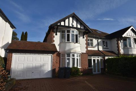 6 bedroom terraced house to rent - Harborne Park Road, Harborne