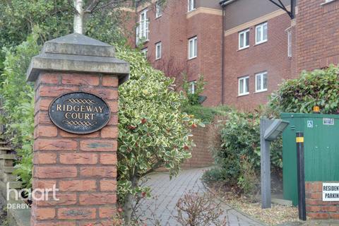 1 bedroom apartment for sale - Ridgeway Court, Warwick Road, Littleover