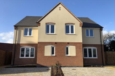 3 bedroom semi-detached house for sale - 3 Bedroom Semi Detached Houses at Mill Fields, Mill Fields, North Road, South Kilworth LE17