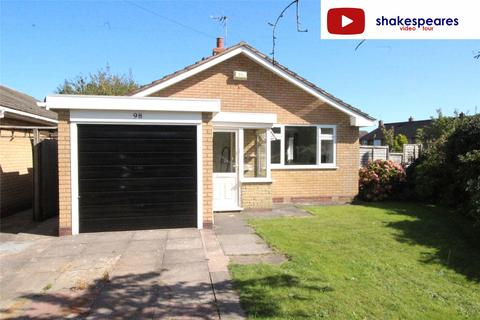 2 bedroom bungalow for sale - Moorlands Drive, Shirley, Solihull, West Midlands, B90