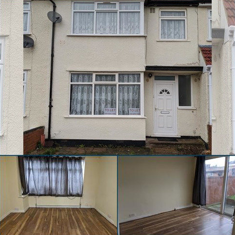 3 bedroom terraced house to rent - Maple Grove , Southall , London  UB1