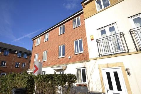 4 bedroom terraced house to rent - Shakespeare Avenue, BRISTOL, BS7