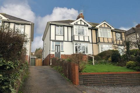 3 bedroom semi-detached house for sale - Honiton Road, Exeter, EX1
