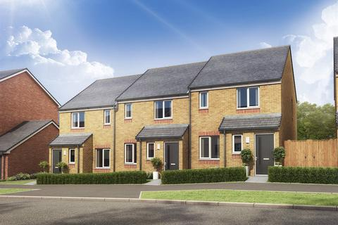 3 bedroom end of terrace house for sale - Plot 138, The Newmore  at The Willows, The Wisp EH16
