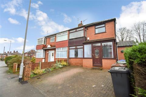 3 bedroom semi-detached house for sale - Meade Hill Road, Prestwich, Manchester, Greater Manchester, M25