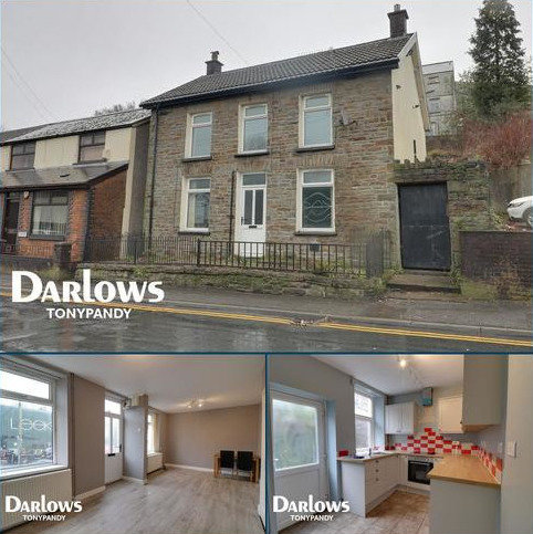 3 bedroom detached house for sale - Trealaw Road, Tonypandy