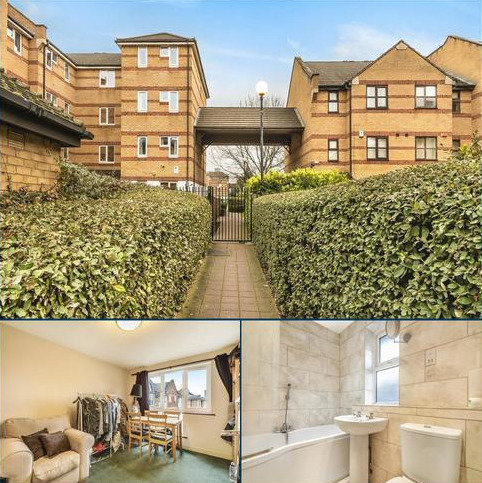 1 bedroom flat for sale - Transom Close, Surrey Quays