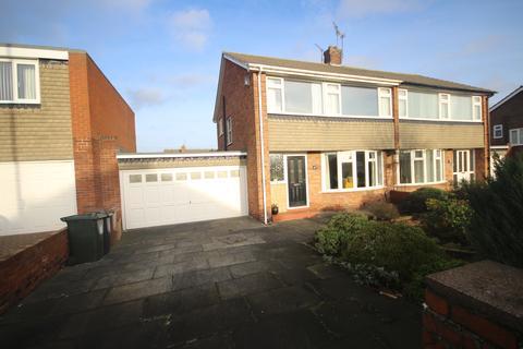 3 bedroom semi-detached house for sale - Farringdon Road, Marden Estate, Cullercoats, NE30 3ET