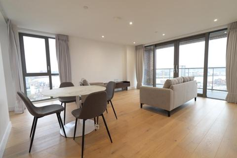 2 bedroom flat to rent - Heritage Tower, East Ferry Road, Canary Wharf, E14