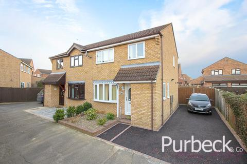 3 bedroom semi-detached house for sale - Spencer Way IP14