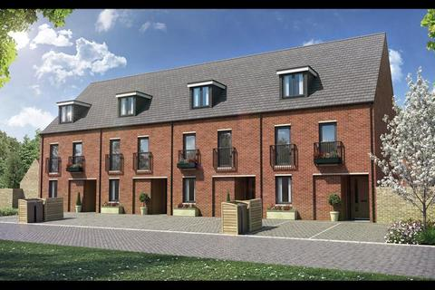 3 bedroom terraced house for sale - Sandford Townhouse, Wolvercote Mill, Oxford