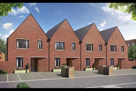 3 bedroom terraced house for sale - Jericho Mews, Wolvercote Mill, Oxford