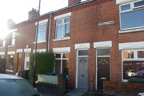 2 bedroom terraced house to rent - Poplar Road, Earlsdon, Coventry, CV5