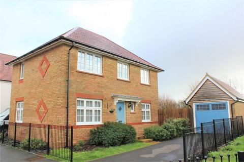 3 bedroom detached house for sale - Ginger Place, Bathpool, Taunton, Somerset
