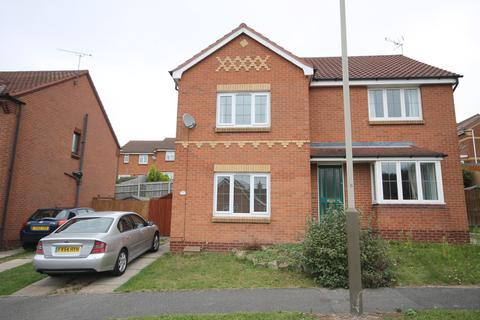 2 bedroom semi-detached house to rent - Columbine Road, Hamilton, Leicester LE5