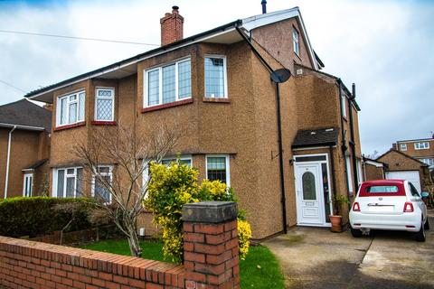 4 bedroom semi-detached house for sale - St Isan Rd, Heath, Cardiff