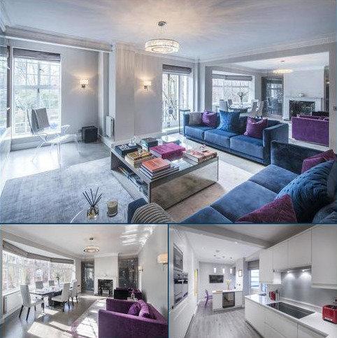 3 bedroom apartment for sale - Eton Court, Eton Avenue, Belsize Park, NW3