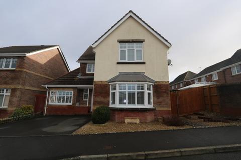 4 bedroom detached house for sale - Fforest Drive, Barry