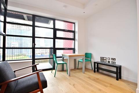 Studio to rent - Defoe House, London