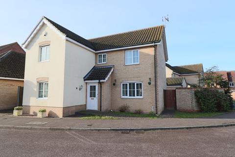 4 bedroom detached house for sale - Field Grange, Parkwood, Lowestoft