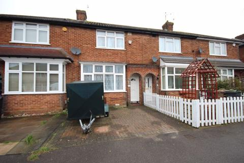 2 bedroom terraced house for sale - 2 Bed in Putteridge with CONSERVATORY....
