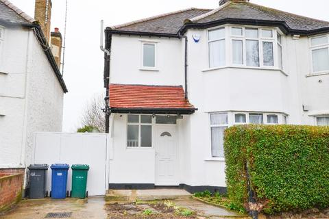 3 bedroom house to rent - Nant Road, Childs Hill, London, NW2 2AL